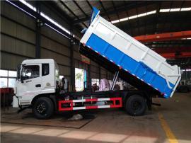 滴水不漏运输含水污泥15吨12吨污泥清运车厂家