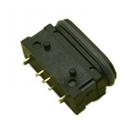 180度立式插板 MICRO 5P防水母座�еЪ芊浪�IP68