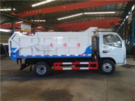 运输含水污泥、5吨6吨全密闭污泥清运车功能说明