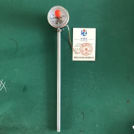 电接点双金属温度计WSSX-300M