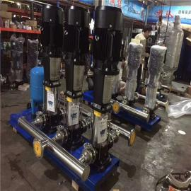 恒压节电型罐式叠压给水设备