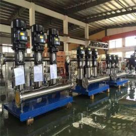 高层无塔增压供水泵组