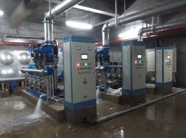 生活用水变频供水泵