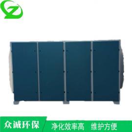 活性炭环保箱 吸附箱 漆雾处理箱