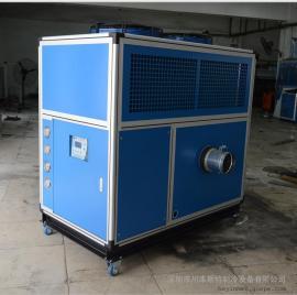 -20℃物料降温工业冷风机