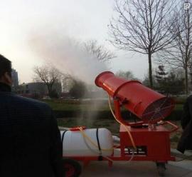 质量最好工地除尘雾炮机 厂家直销