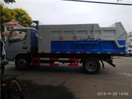 东风牌5吨污泥运输车参数配置说明