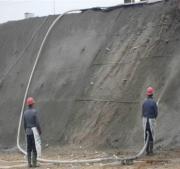喷射砂浆专用边坡护坡14#镀锌钢丝网
