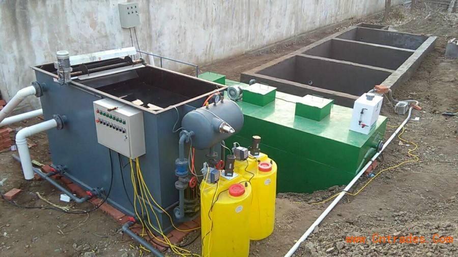 大型养殖废水处理设备质量保障
