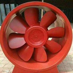 新型节能轴向式加压风机