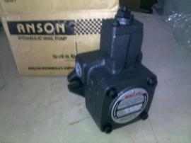 ANSON安颂航空发动机涡轮双联变量叶片泵PVDF-435-435-10结构