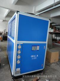 无油箱风冷式冷油机
