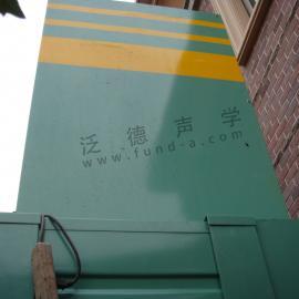 中央空调噪声治理 为某小区中央空调进行噪声治理工程