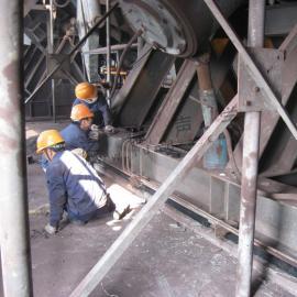大型冶金设备噪声振动控制工程