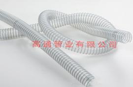 无塑化剂PU钢丝软管(带食品级材质证明)