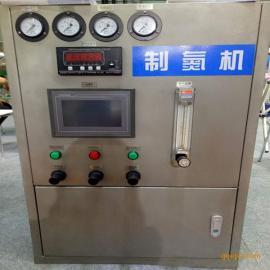 气调库冷藏设备、啤酒饮料、博跃制氮机、充氮设备、食品保鲜氮气