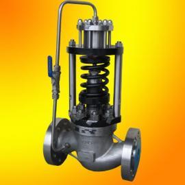 ZZYM-64B/K自力式笼式平衡压力调节阀|蒸汽减压调节阀
