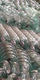 玻璃绝缘子U120BLP U120BP耐污型钢化玻璃绝缘子