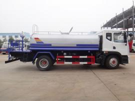 12吨的热水运输车|12吨开水保温运输车