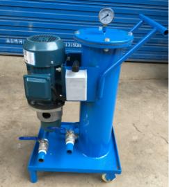 ZYF系列-30汽轮机油轻便滤油机 汽轮机油轻便过滤机