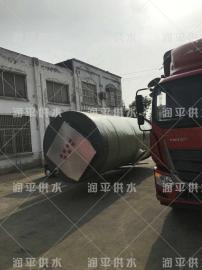 润平厂家供应污水处理设备地埋抗浮式污水提升泵站