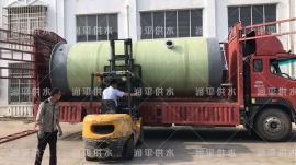 润平厂家供应生活小区污水处理全自动地埋污水提升泵站
