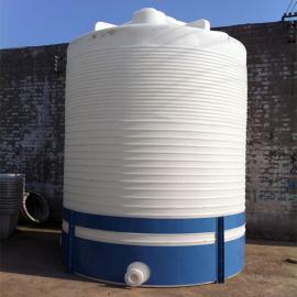 20立方塑料卫浴水箱防腐塑反渗透水箱料储运罐滚塑水塔定制款