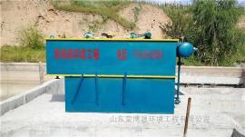 平流式溶气气浮机信誉好的公司 一体化气浮设备生产 荣博源环保