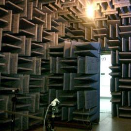 消声室改造工程 博西威家电公司消声室改造工程