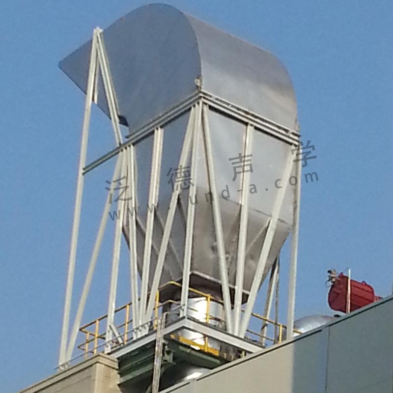 化工行业噪声治理 赢创特种化学厂区综合降噪工程