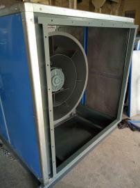 GXF混流式风机箱