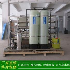 绿健XLJ-1PZ-RO2000反渗透去离子水设备