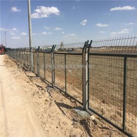 隔离防护栅栏 金属网片生产厂家