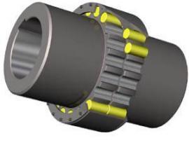 ZL3型弹性柱销齿式联轴器