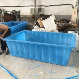 1500L大号养殖方箱牛筋水产养殖箱收纳箱方箱耐用大容量周转箱
