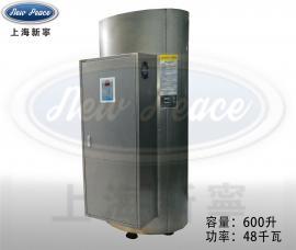 工厂直销连锁店蒸包子馒头用48KW电热热水锅炉