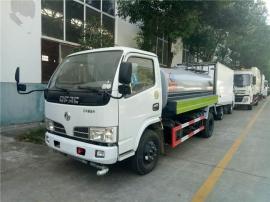 6立方国五绿化喷洒车_6吨乡村洒水车
