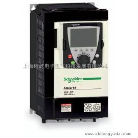施耐德ATV12PU40M3系列变频器安装与调试
