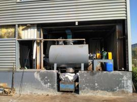 节能型污泥耙式干燥机