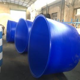 PE塑胶圆桶2000L食品腌制桶竹笋腌制桶敞口塑料桶厂家直销
