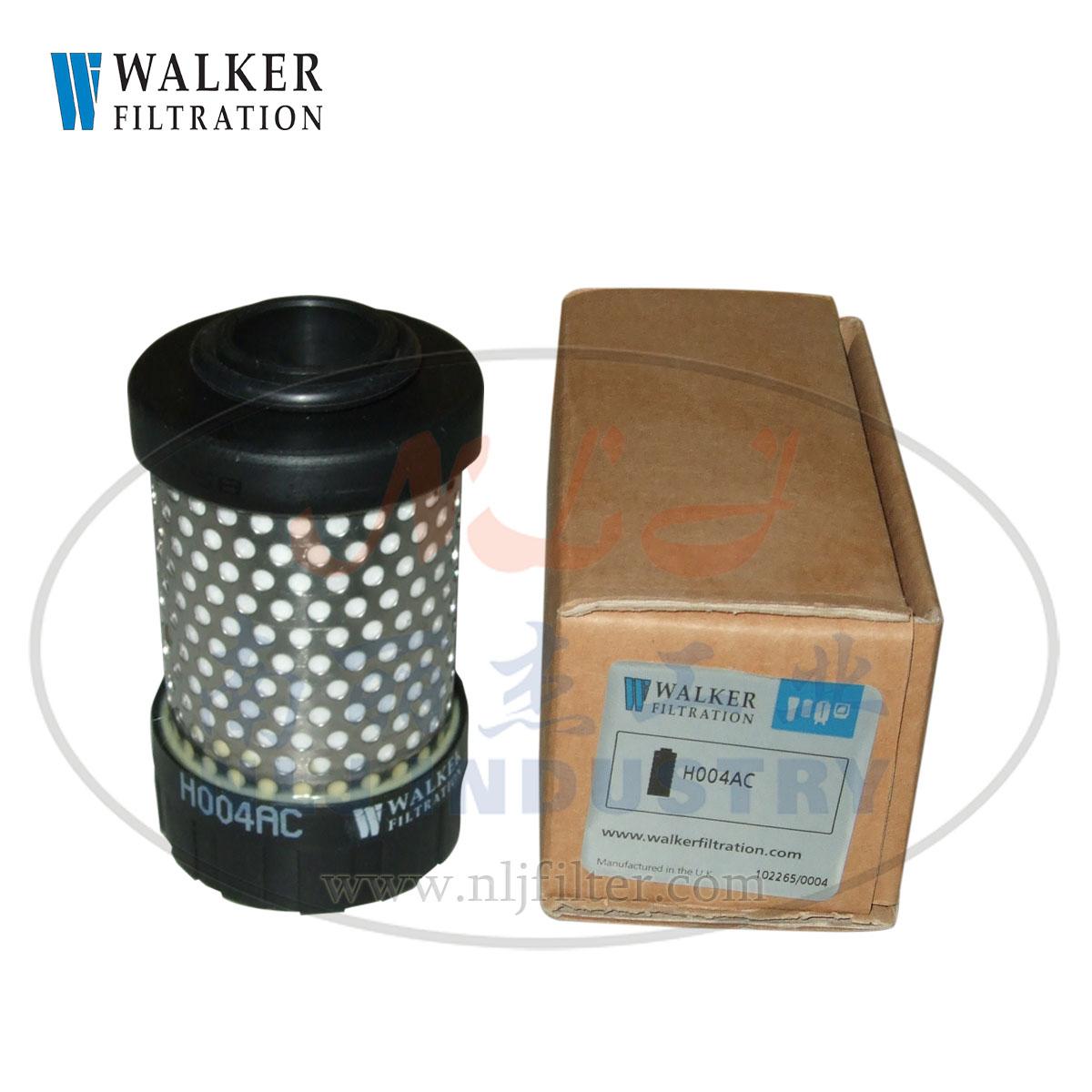 Walker(沃克)滤芯H004AC