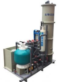 工厂化水产养殖设备循环水养鱼设备