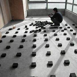 减振降噪治理国浩酒店地面减振工程