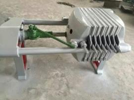 小型板框压滤机,污泥压滤机,就选明华牌压滤机械制造有限公司