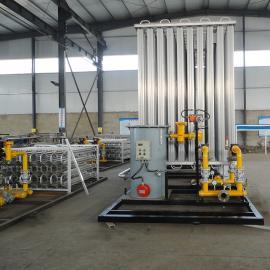 LNG复热器 汽化撬汽化器 LNG空温式汽化器 电加热水浴式汽化器