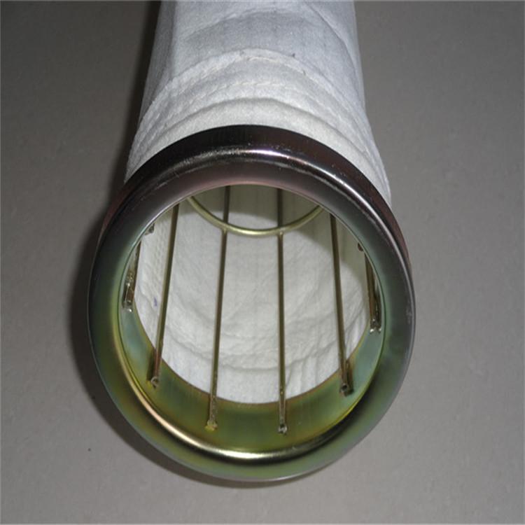 除尘器布袋常温涤纶针刺毡布袋布袋除尘器用布袋