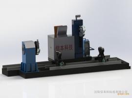 六轴相贯线切割机,钢结构行业数控等离子切割钢管
