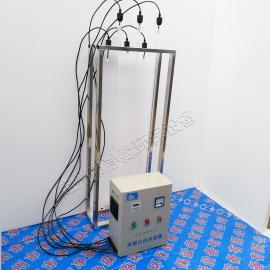 浸没式紫外线杀菌器紫外线消毒器框架式污水处理设备