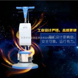 洗地打蜡机洁霸BF522多功能刷地机