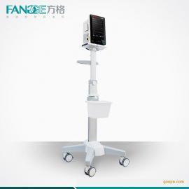 医用心电图机推车优点 小巧款心电图机推车属性